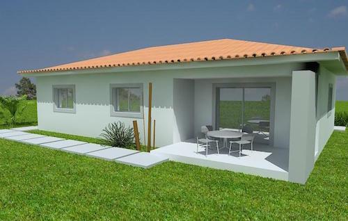Casas low cost cool hermoso diseo y low cost casas de - Oggettistica casa low cost ...